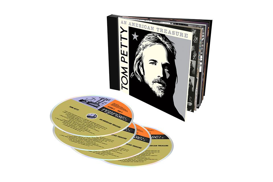 トム・ペティのレア・トラックス集が、4CDデラックス・エディション&2CDの2形態で日本盤リリース!
