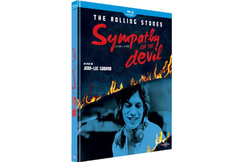 ストーンズ主演の映画『Sympathy for the Devil (One Plus One)』が50周年を記念して再リリース