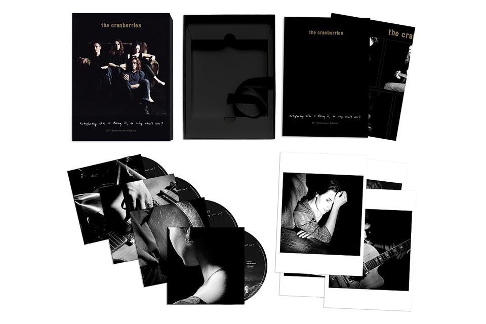 クランベリーズの1993年のデビュー作『ドリームス』発売25周年を記念したボックス・セットが10月9日に発売決定