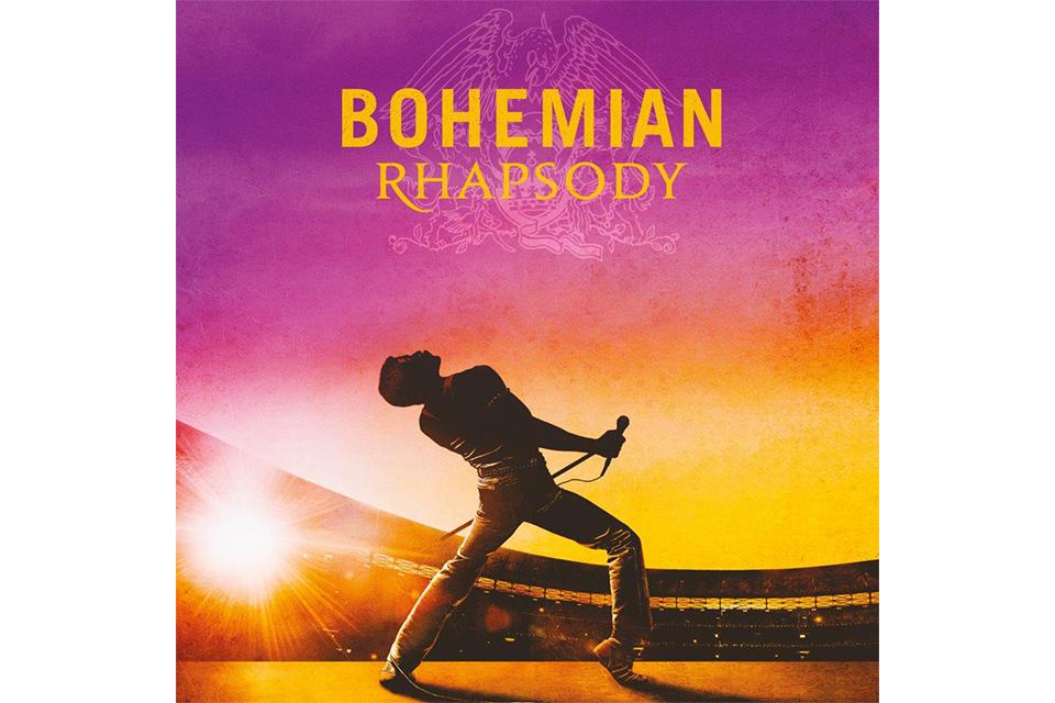 ボヘミアン・ラプソディ』のサントラ、オリコン合算アルバムランキングで1位獲得!