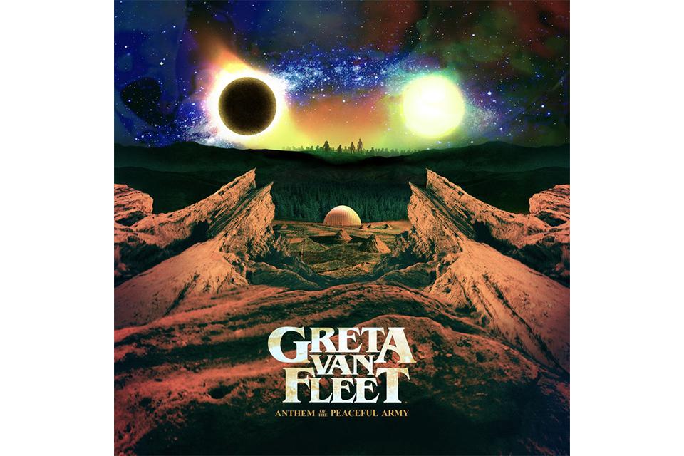 グレタ・ヴァン・フリートがデビュー・アルバムを発表