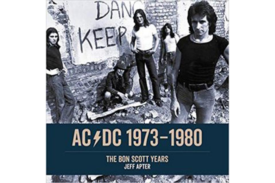 ボン・スコット時代のAC/DCを綴った新刊が11月に発売