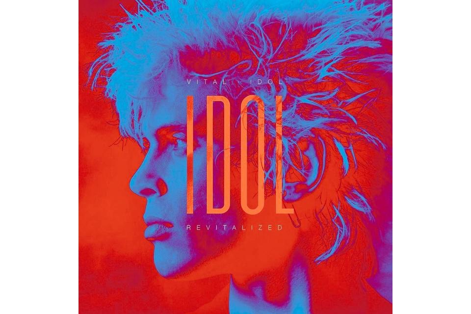 ビリー・アイドルのアルバム『Vital Idol』、リミックス・ヴァージョンが発売