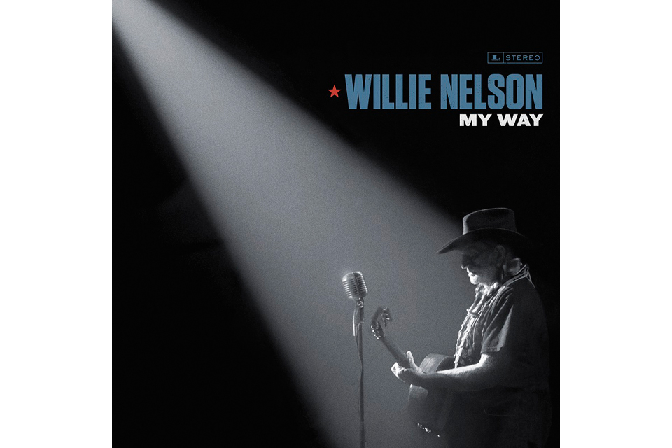 ウィリー・ネルソンのアルバム『マイ・ウェイ』がグラミー賞受賞