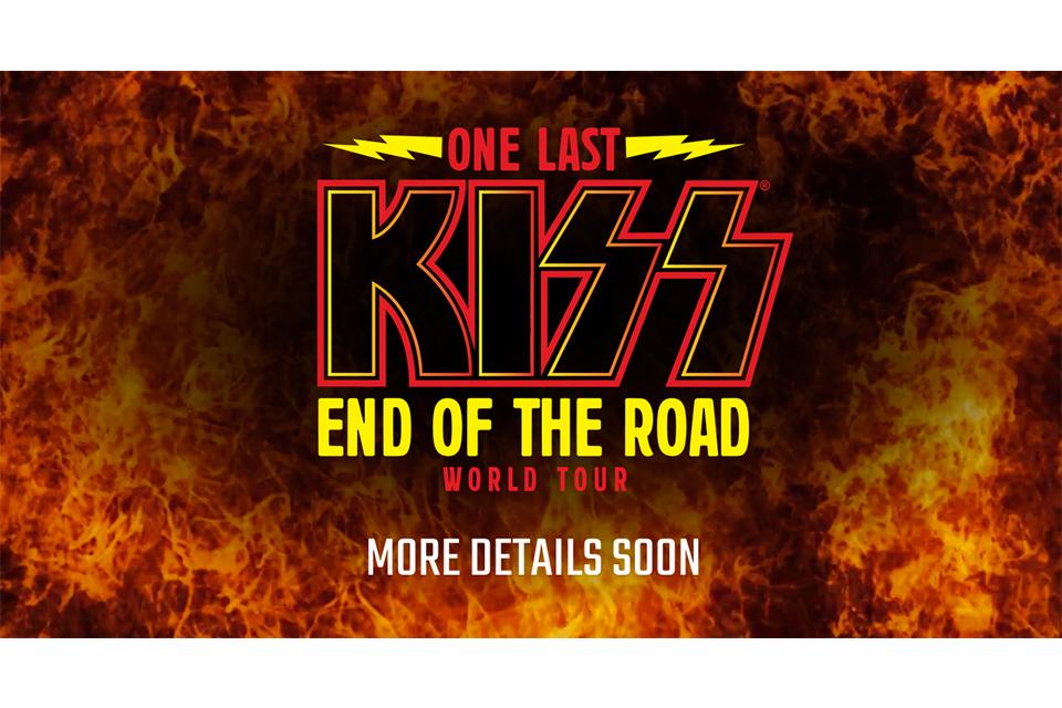 KISSが遂にフェアウェル・ツアーを発表