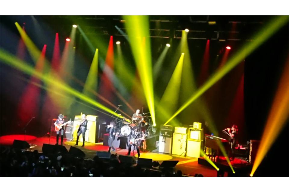 ジョー・ペリー初ソロ公演、9月18日、東京・品川ステラホールでの公演リポート到着