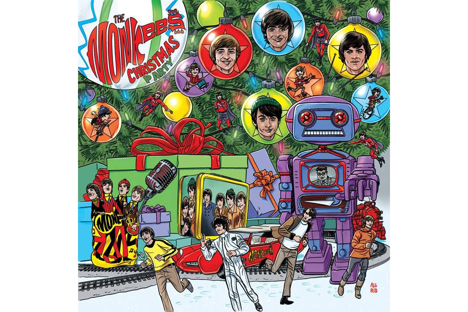 モンキーズが、初めてのクリスマス・アルバムをリリース
