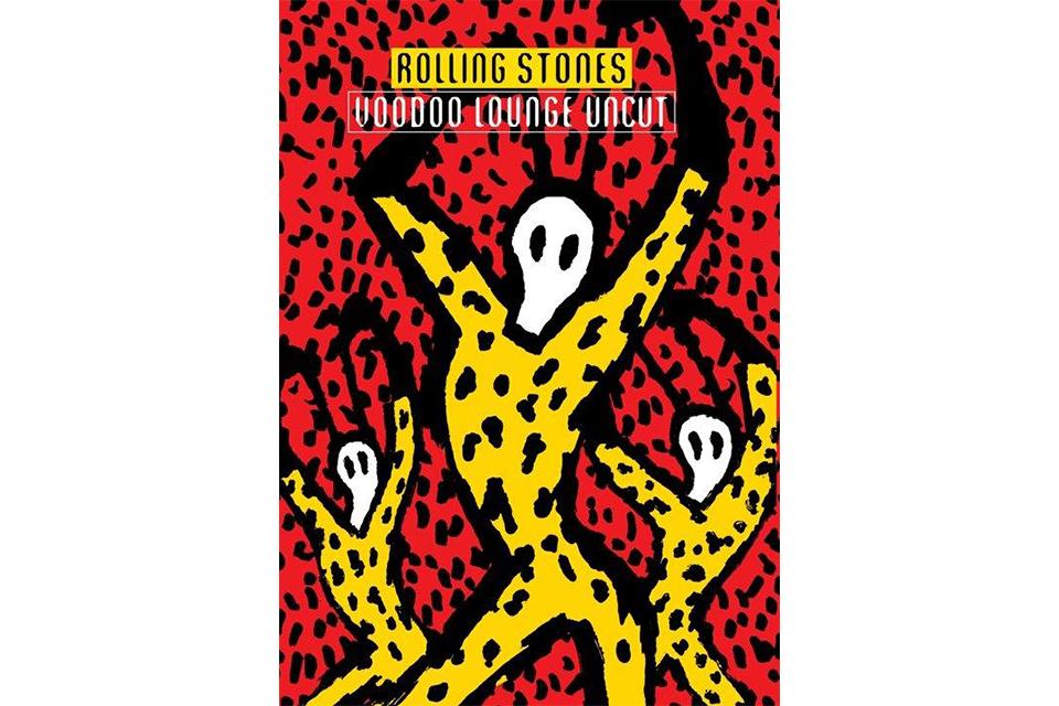 ローリング・ストーンズのライヴ・コレクション『Voodoo Lounge Uncut』が11月に発売