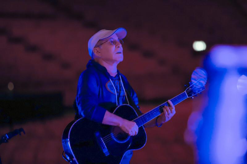 9月22日は、ポール・サイモン、ツアーの最終日。日本公演は無し!?