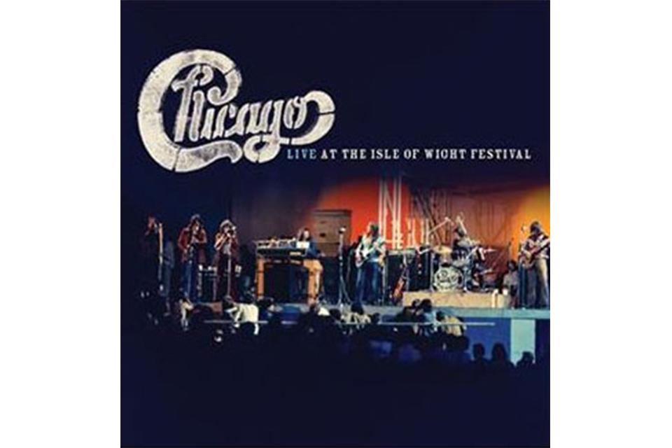 シカゴ、1970年と2017年のライヴ・アルバム2枚をリリース