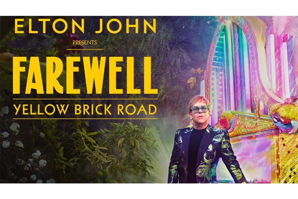 エルトン・ジョンがフェアウェル・ツアーに25公演を追加