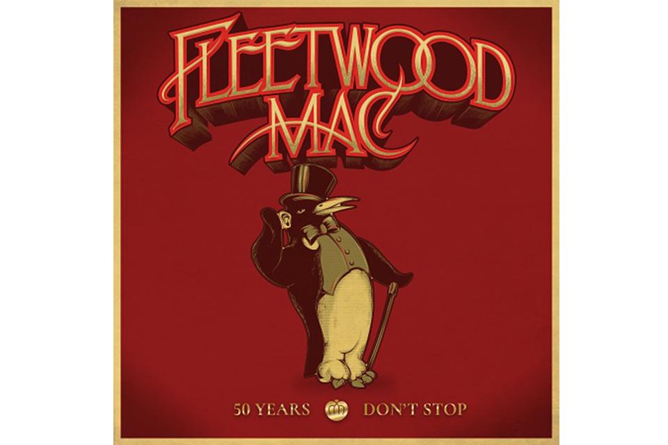 フリートウッド・マックが50周年を記念したコンピレーション・アルバムを発売