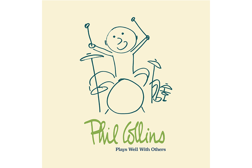 フィル・コリンズがコラボしたアーティストの楽曲を集めた4枚組CD、本日9月28日発売!