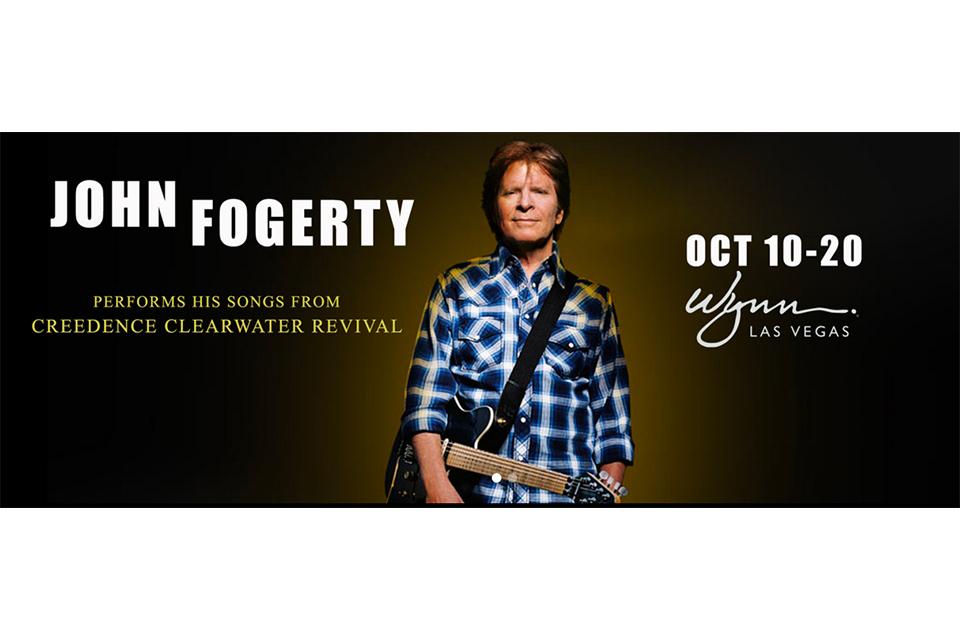 ジョン・フォガティが2019年のワールド・ツアーを発表