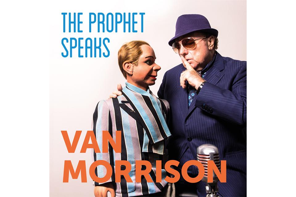 ヴァン・モリソンがロンドン・パラディアムでのレジデンシー公演を発表