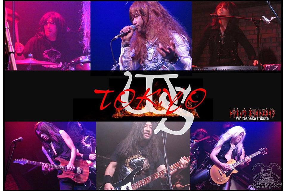 """2018年10月16日、トリビュート・ライヴ・イベント""""LEGEND OF ROCK"""" 結成40周年を迎えたホワイトスネイクの軌跡を辿る名曲をTOKYO WHITESNAKEが披露!"""