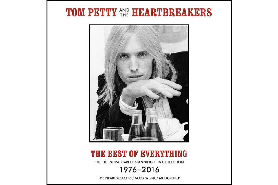 トム・ペティのキャリアを網羅した初めてのコンピレーション・アルバムが発売