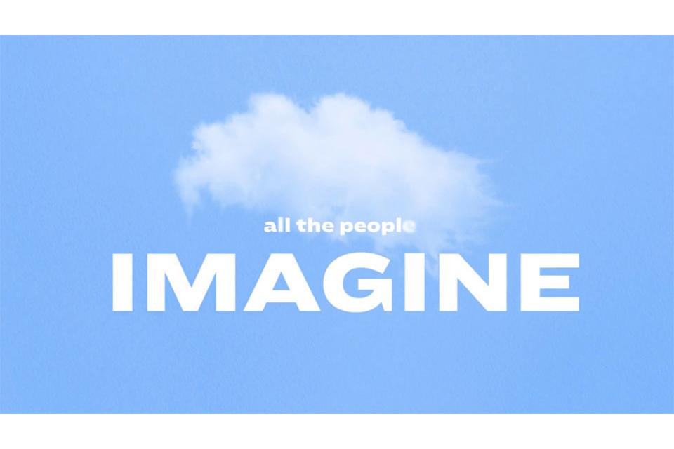 オノ・ヨーコがジョンの誕生日に自らの新作から「Imagine」のリリック・ビデオを公開