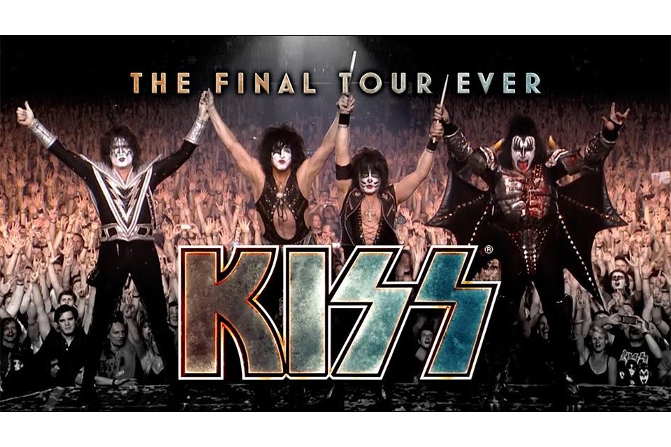 KISSのフェアウェル・ワールド・ツアー、オーストラリアの公演日程が発表
