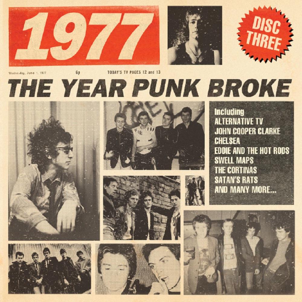 1977年のUKパンク、計87曲を収録したボックスセットが登場 | NEWS ...