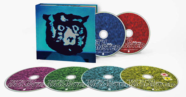 Monster - 5CD+blu-ray super deluxe