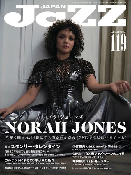 JaZZ JAPAN Vol.119