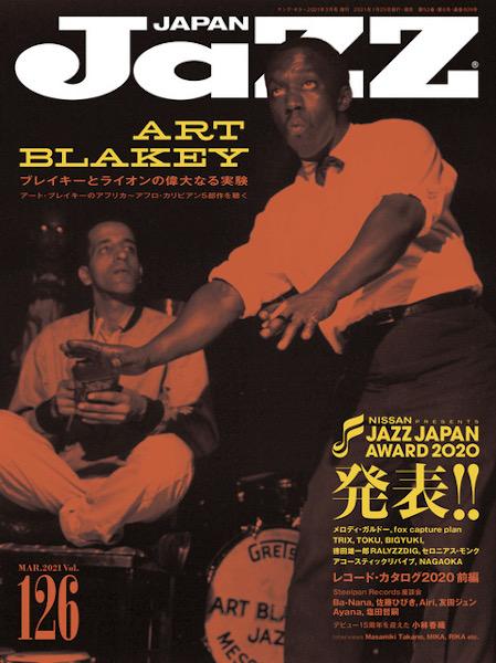 JaZZ JAPAN Vol.126