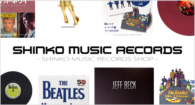 SHINKO MUSIC RECORDS SHOP